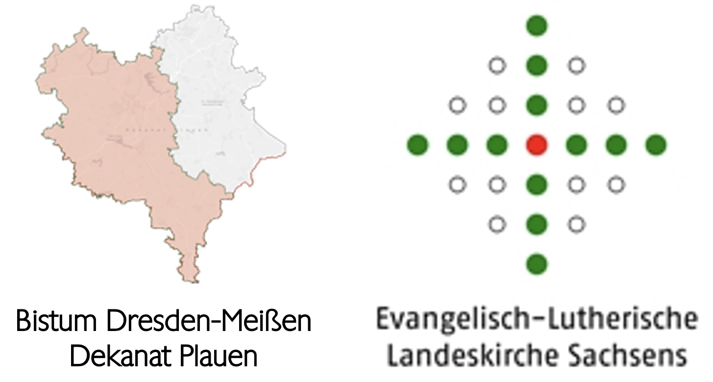 Kirchen im Vogtland logo
